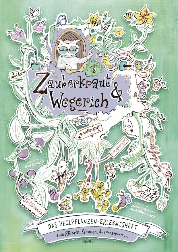 Zauberkraut & Wegerich